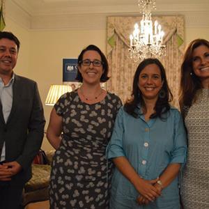 AJE event British Embassy 16 Mar 2016 2