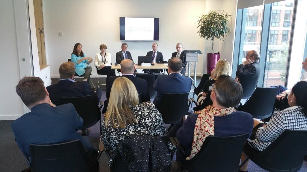 International Trade Event at Shulmans Solicitors Leeds June 2016