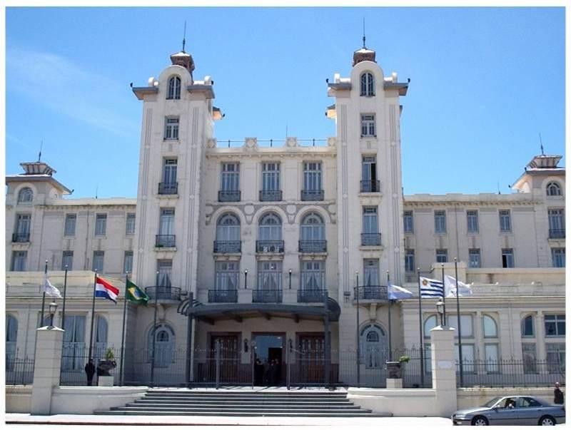 Mercosur HQ, Montevideo, Uruguay (from www.mercosur.int)