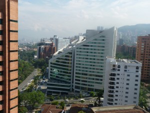 Medellín. One of my favourite cities in Latin America.