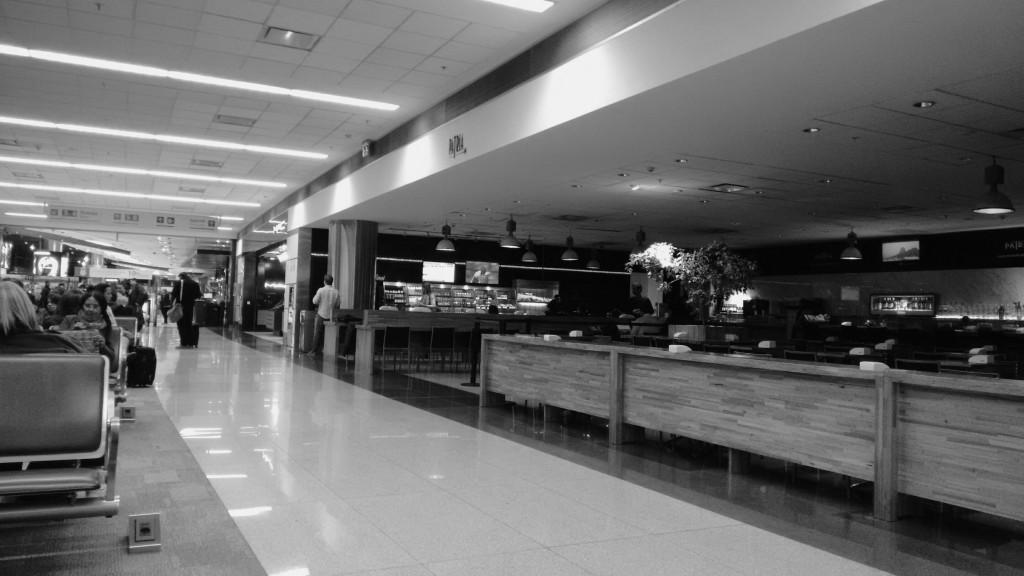 Montevideo airport