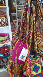 Much sought-after handicrafts from Cali.