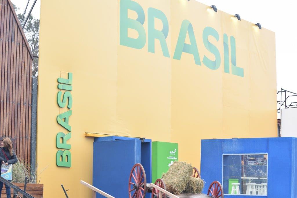 Brazil Stand