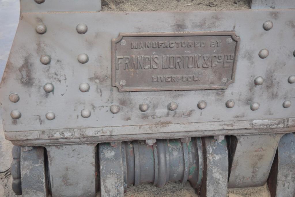 Industrial British Heritage at Retiro Train Station in Buenos Aires.