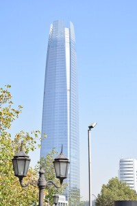 Costanera Centre, with Costanera Mall inside. One of my favourite!