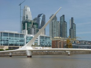 Puerto Madero, Buenos Aires (from a pre-default visit)