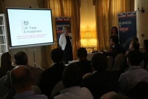 Photo: British Embassy in Uruguay (Facebook)