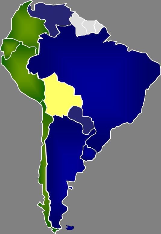Mercosur members (from www.mercosur.int)