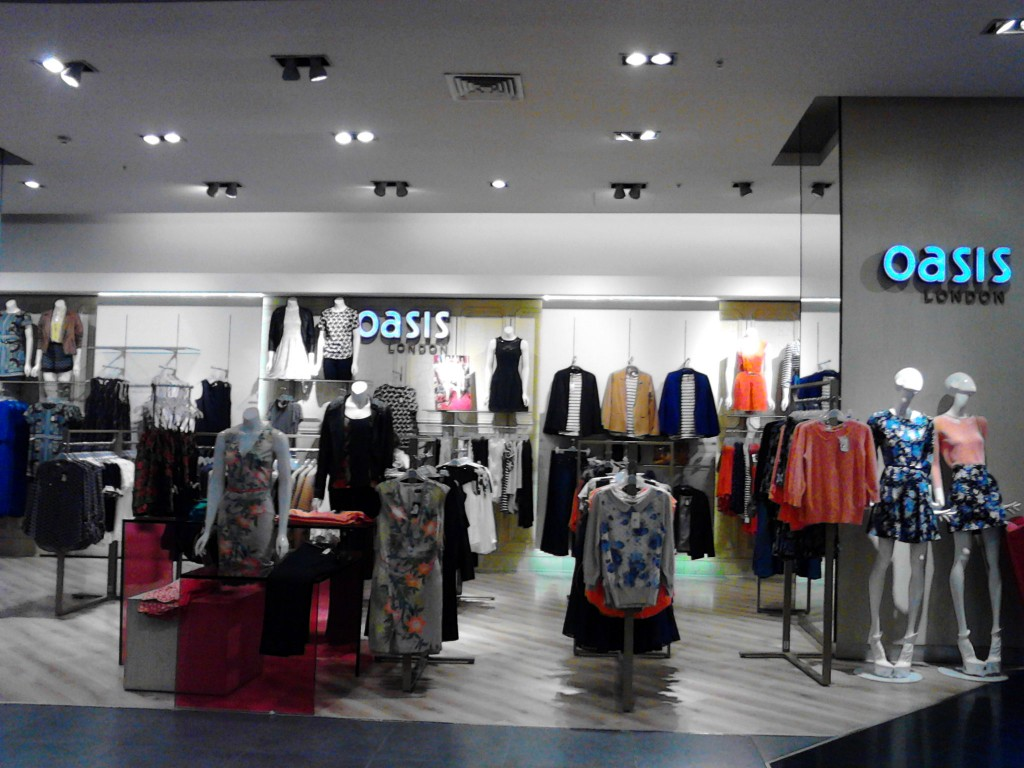 Oasis (Santiago de Chile, department store concession)