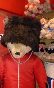 Even Hamley's didn't seem that expensive...