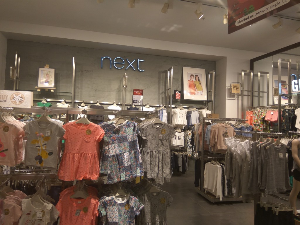 The Chilean retail scene is advanced and highly competitive.