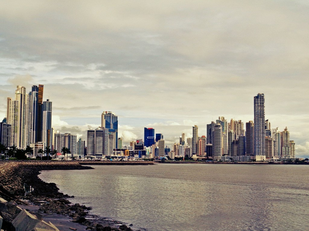 Panama, one of the most peaceful countries in Latin America.