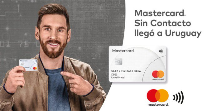 MasterCard caused outrage in Uruguay when using an Argentine in a recent campaign.